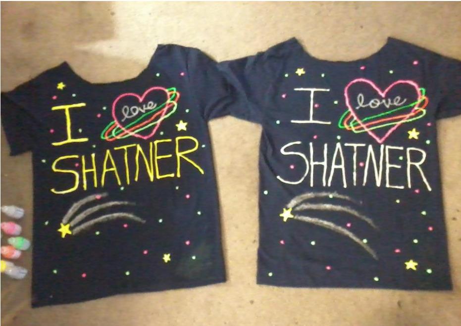 New shirts ashley jillian for Puffy paint shirt designs